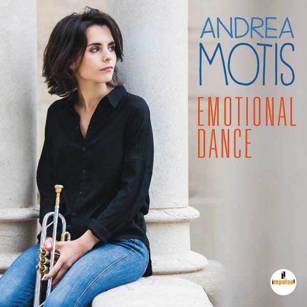 Okładka płyty Andrea Motis EMOTIONAL DANCE