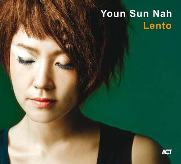 Okładka płyty Youn Sun Nah LENTO