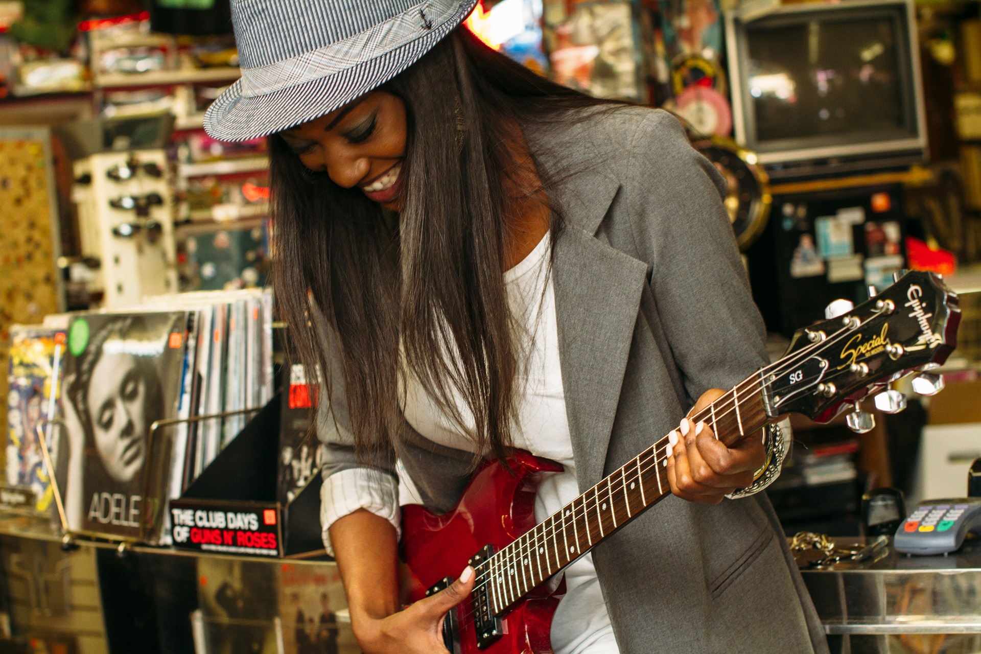 Kobiety grają jazz CC0 Creative Commons