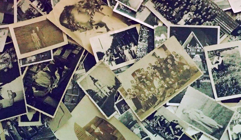Migawki pamięci uchwycone w akapitach