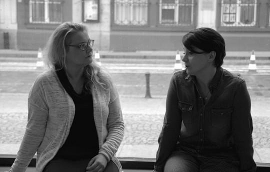 Rozmawiają Hanna Krzyżosiak, Patrycja Sikora, fot. Agnieszka Czeleń