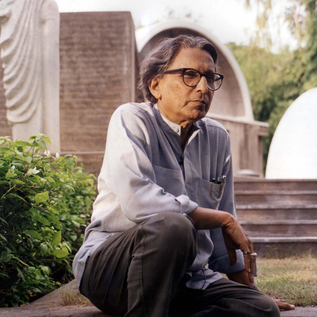 Balkrishn Doshi, laureat Nagrody Pritzkera 2018
